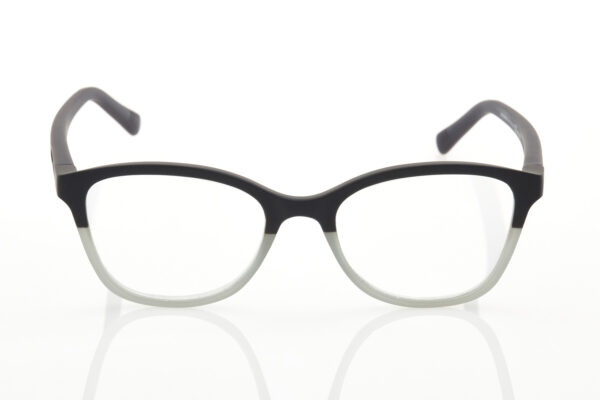 Hawkers Round Grey Gradient Reading Glasses