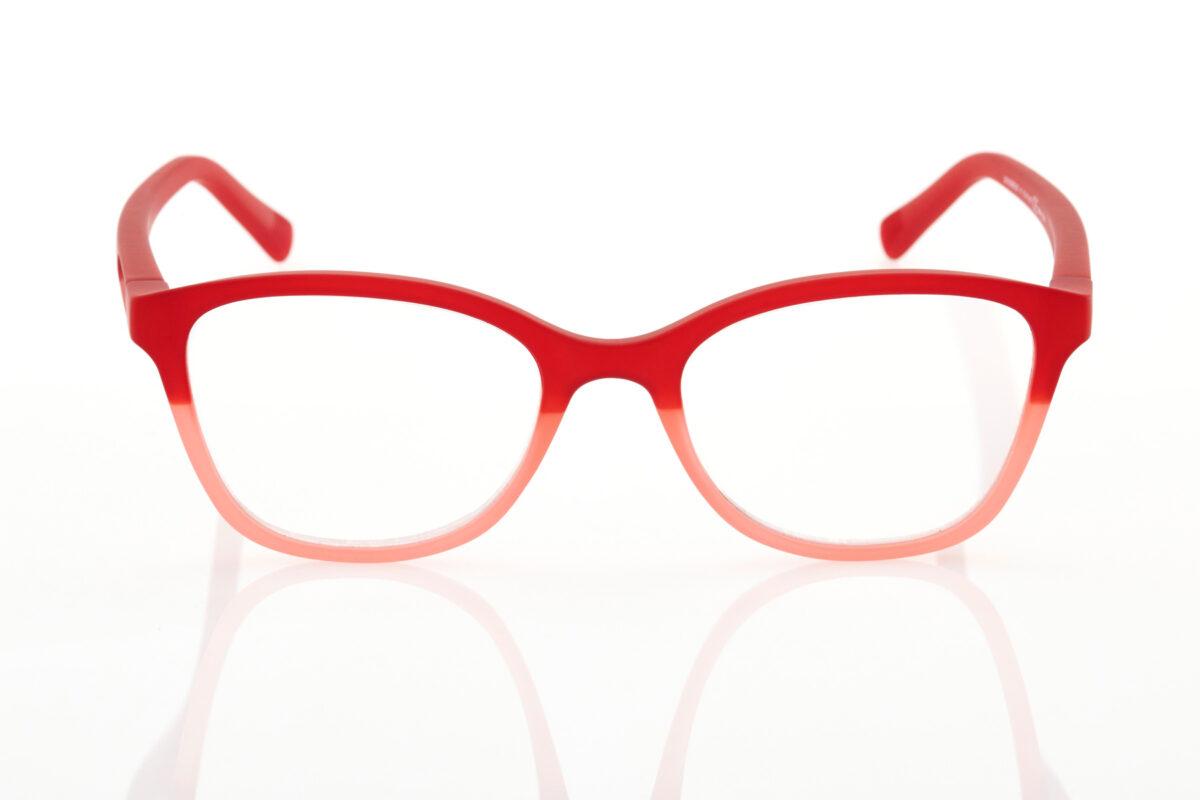 Hawkers κόκκινα γυαλιά κοντινά πρεσβυωπίας