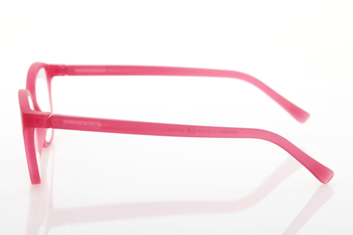 Hawkers Square Butterfly Fucshia Reading Glasses