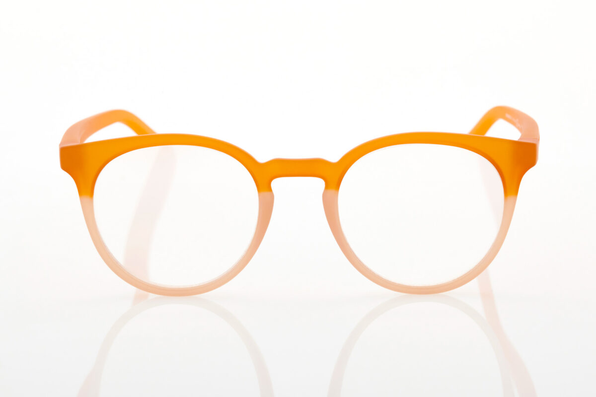 Hawkers πορτοκαλί γυαλιά κοντινά πρεσβυωπίας