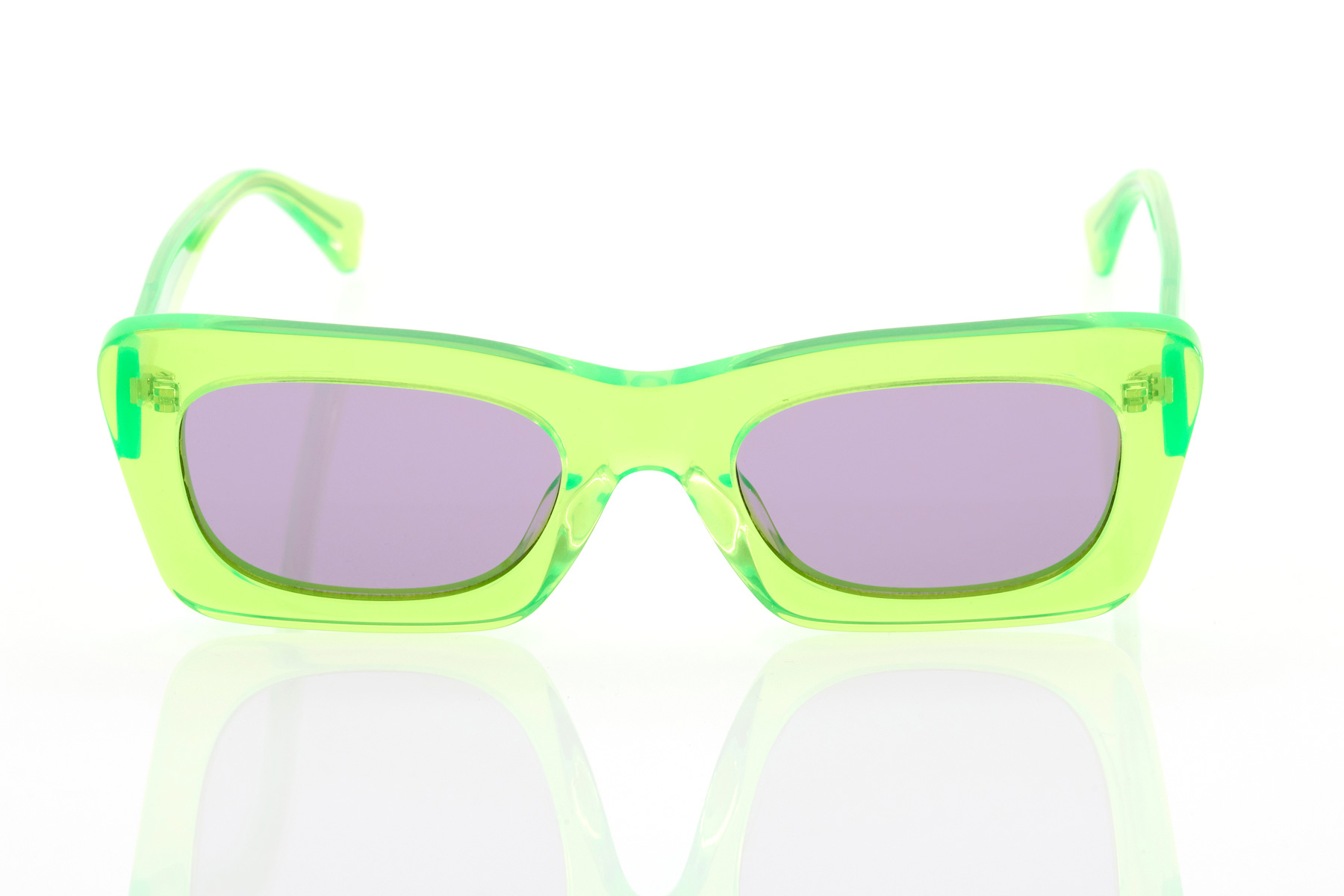 Unisex Lime Γυαλιά Ηλίου Hawkers Lauper Acid