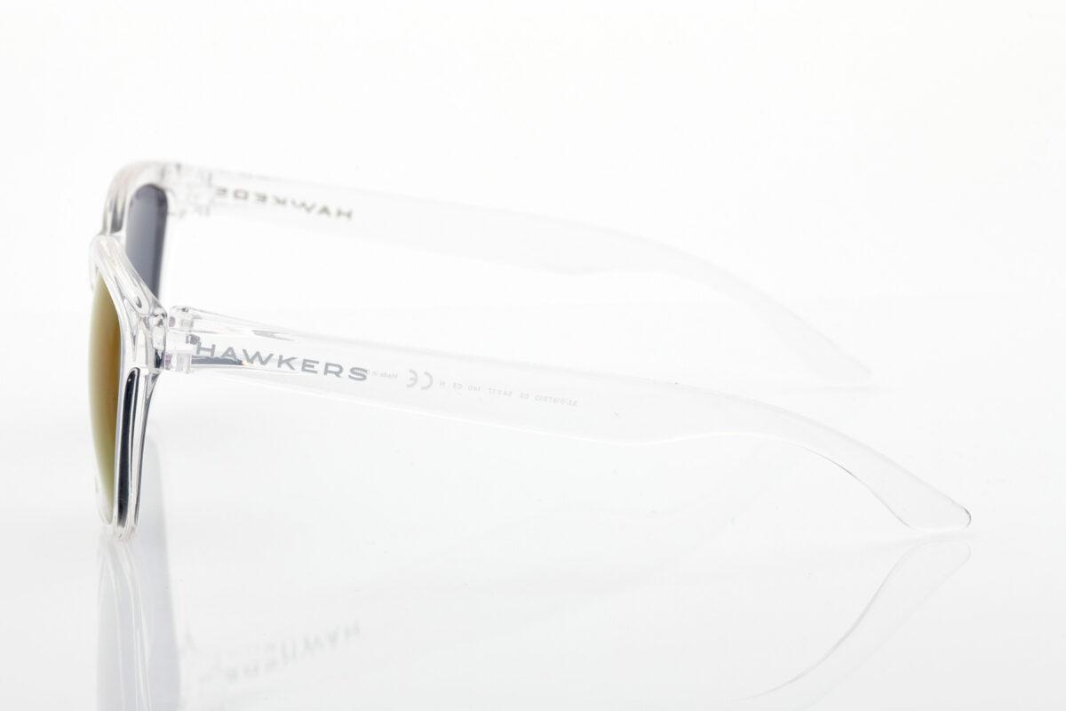 Διάφανα Καθρέφτης Unisex Γυαλιά Ηλίου Hawkers Air Sky One