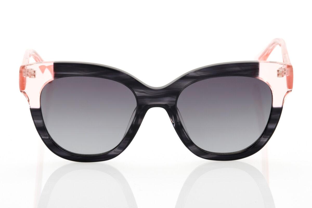 Μαύρα-Ροζ Γυναικεία Γυαλιά Ηλίου Hawkers Audrey Black Pink