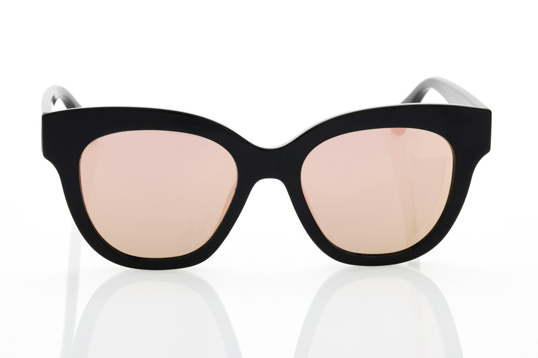 Μαύρα Γυναικεία Γυαλιά Ηλίου Hawkers Audrey Black Rose Gold