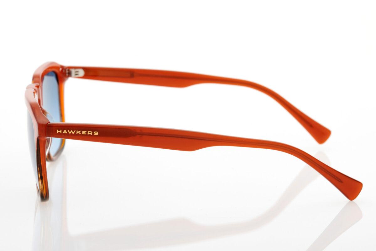 Πορτοκαλί unisex Γυαλιά Ηλίου Hawkers Caramel Eternity