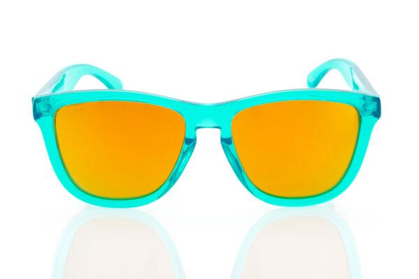 Τυρκουάζ Unisex Γυαλιά Ηλίου Hawkers Crystal Green