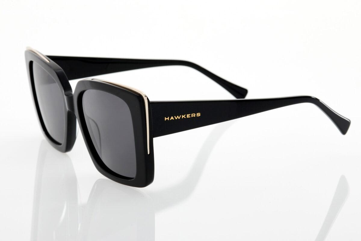 Μαύρα Γυναικεία Γυαλιά Ηλίου Hawkers Chazara Black