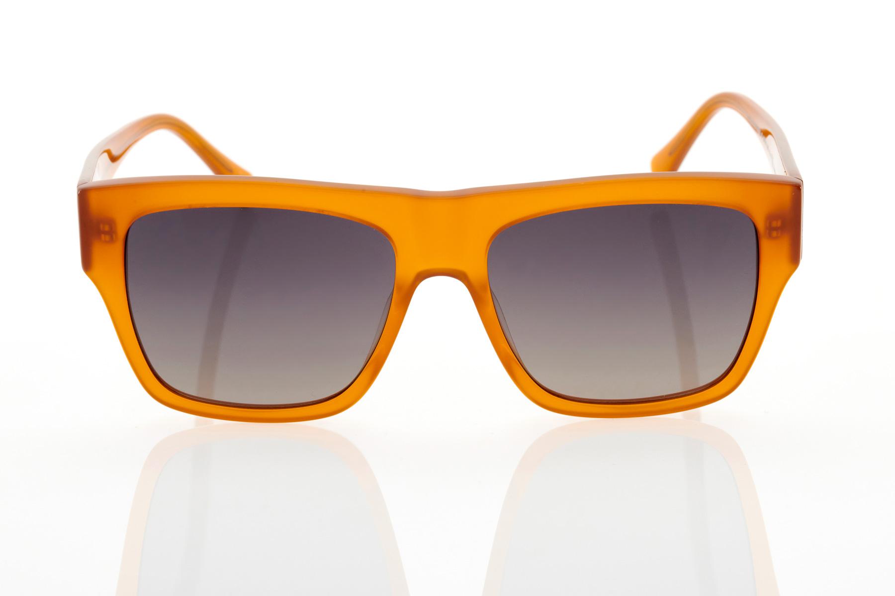 Πορτοκαλί unisex Γυαλιά Ηλίου Hawkers Doumu Caramel