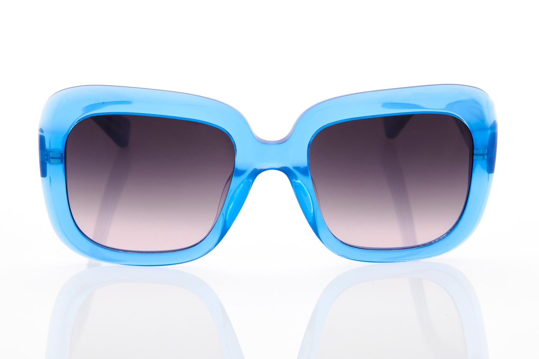 Μπλε Γυναικεία Γυαλιά Ηλίου Hawkers Butterfly Electric Blue