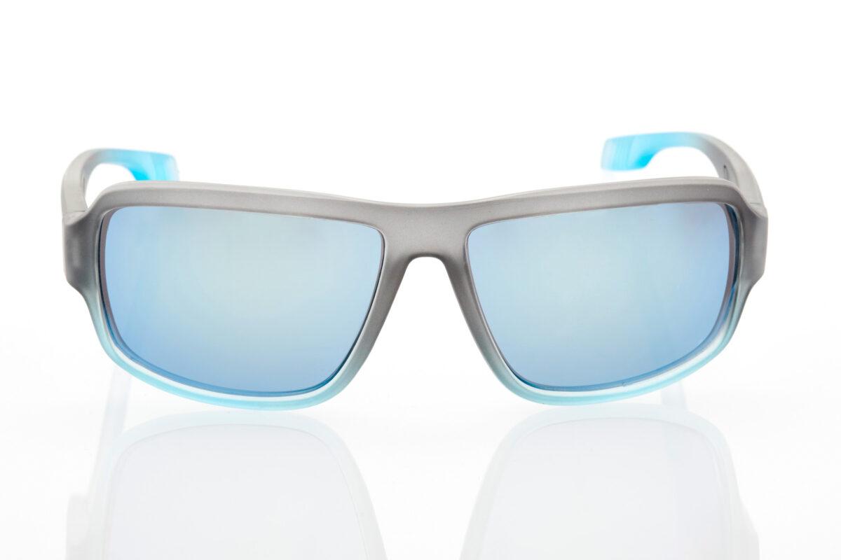 Γκρι Γαλάζια Ανδρικά Γυαλιά Ηλίου Hawkers F18 Blue