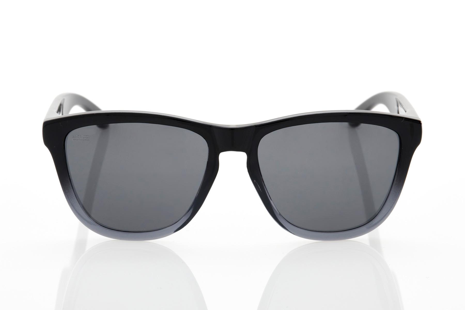 Black unisex Sunglasses Hawkers Fusion Dark One