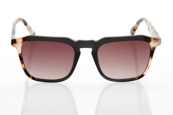 Black-nude unisex Sunglasses Hawkers Eternity Leo Black