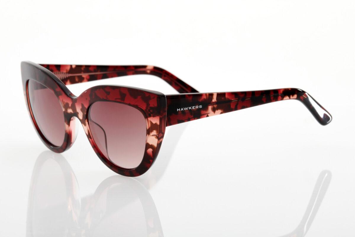 Tortoise Female Sunglasses Hawkers Persian Brown Gradient Hyde