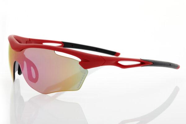 Αθλητικα unisex Γυαλιά Ηλίου Hawkers Training Red Nebula