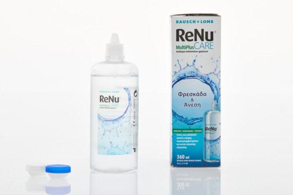 Υγρό φακών επαφής ReNu