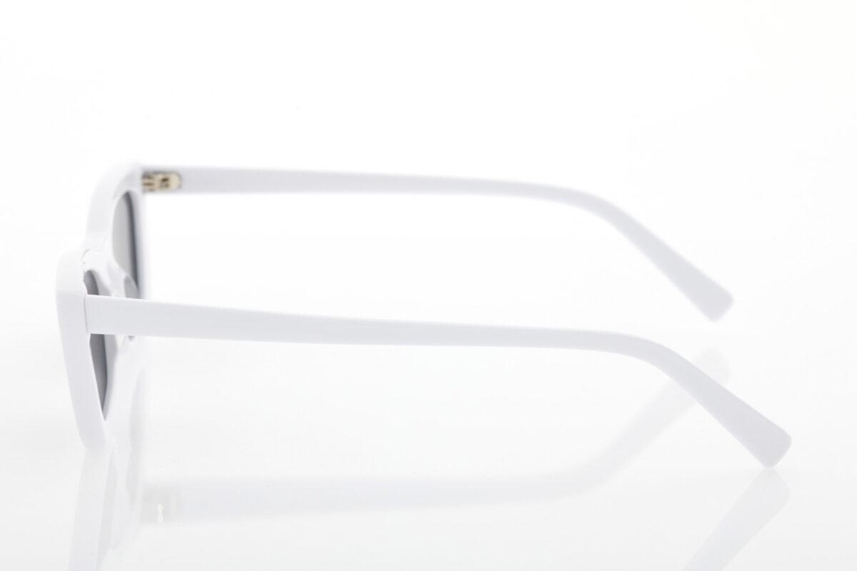 Female White Sunglasses Hawkers Usil White