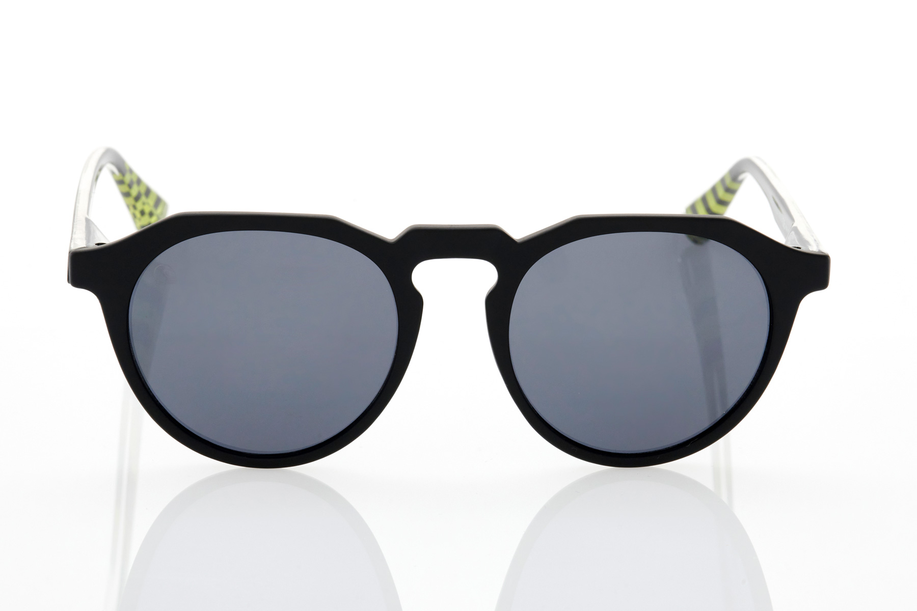 Male Black Sunglasses Hawkers VR46 RIDERS ACADEMY WARWICK