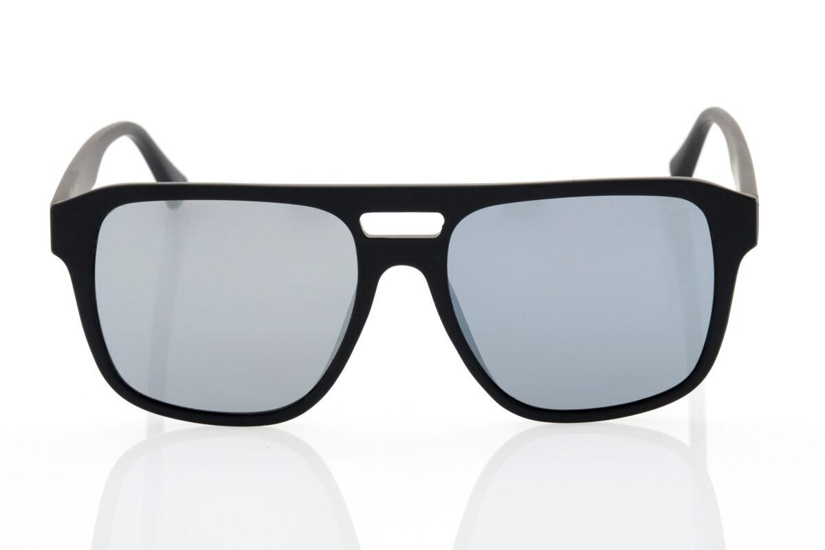 Unisex Μαύρα Γυαλιά Ηλίου Hawkers Vigil Mirror