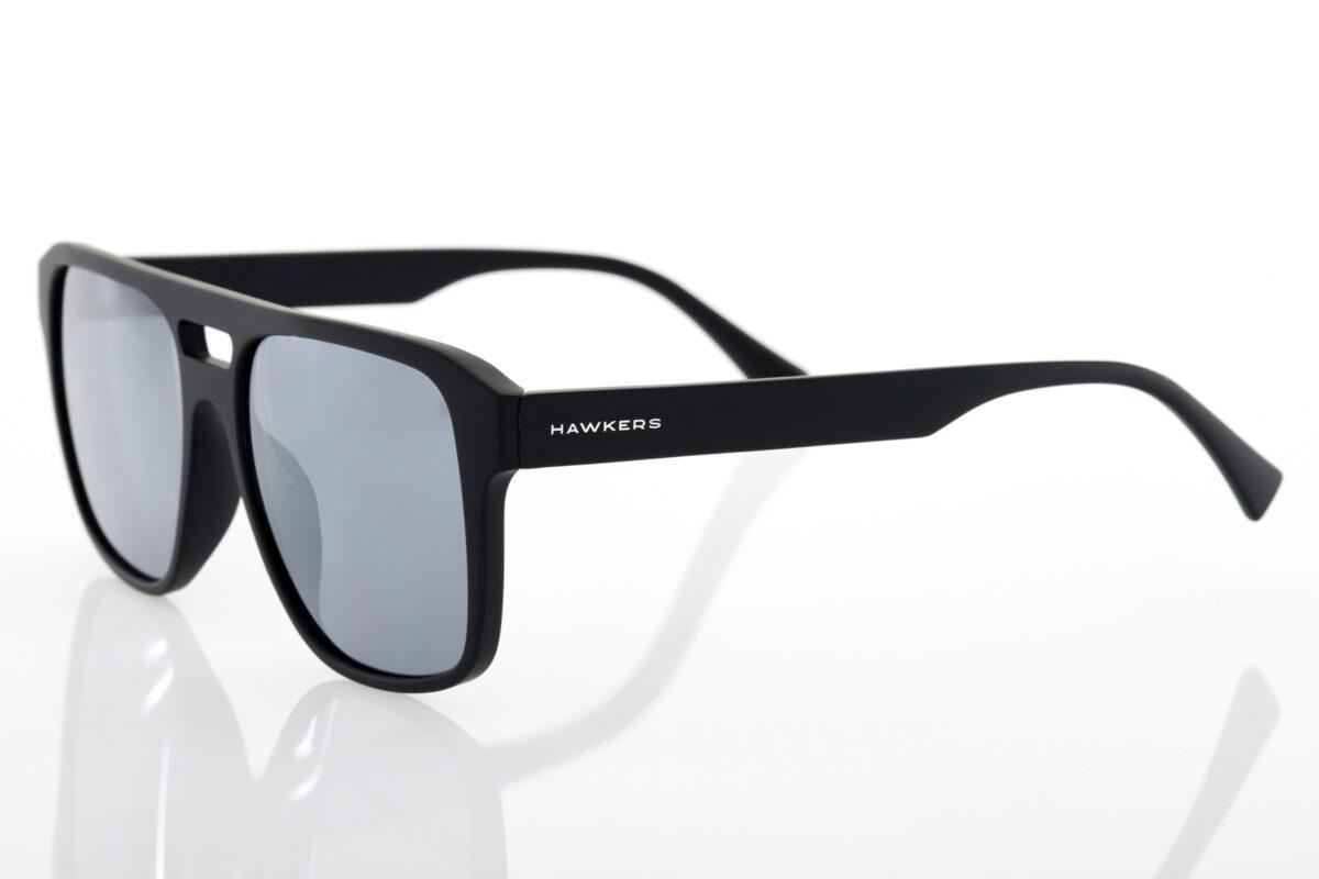 Unisex Μαύρα Γυαλιά Ηλίου Hawkers Vigil Black