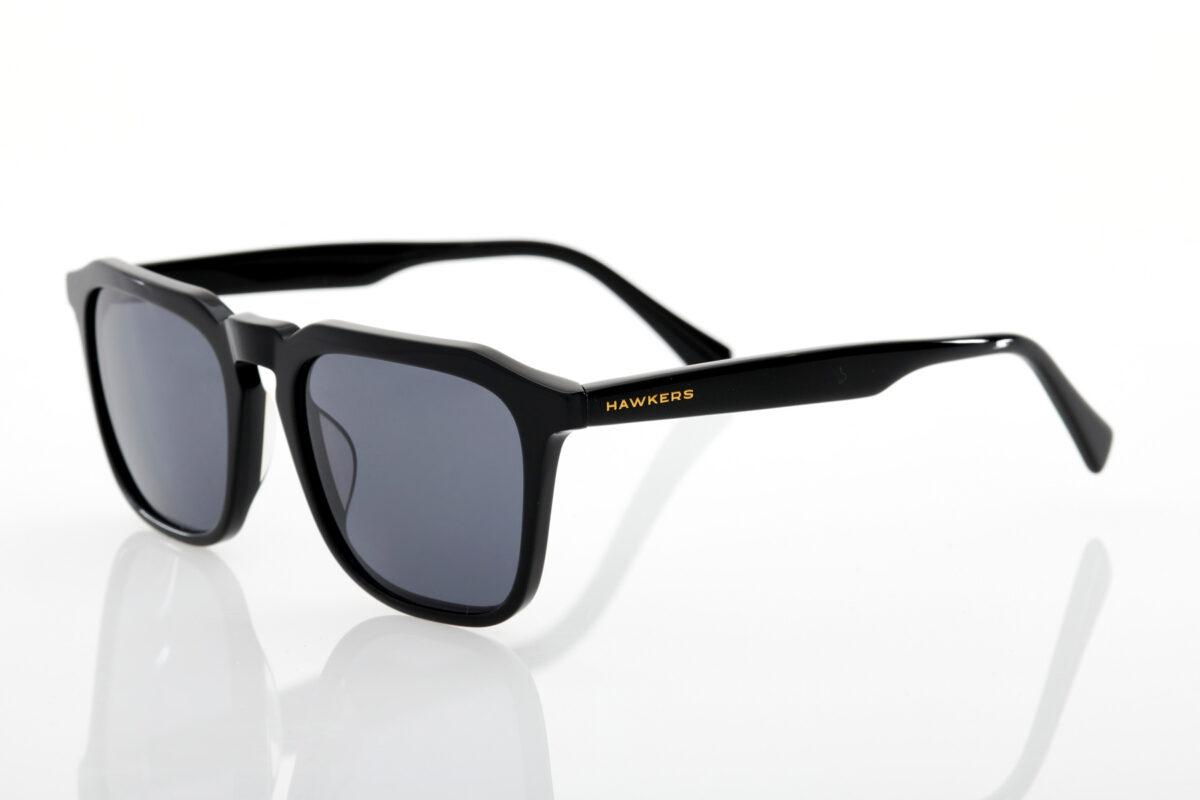 unisex Black Sunglasses Hawkers Eternity Dark Black