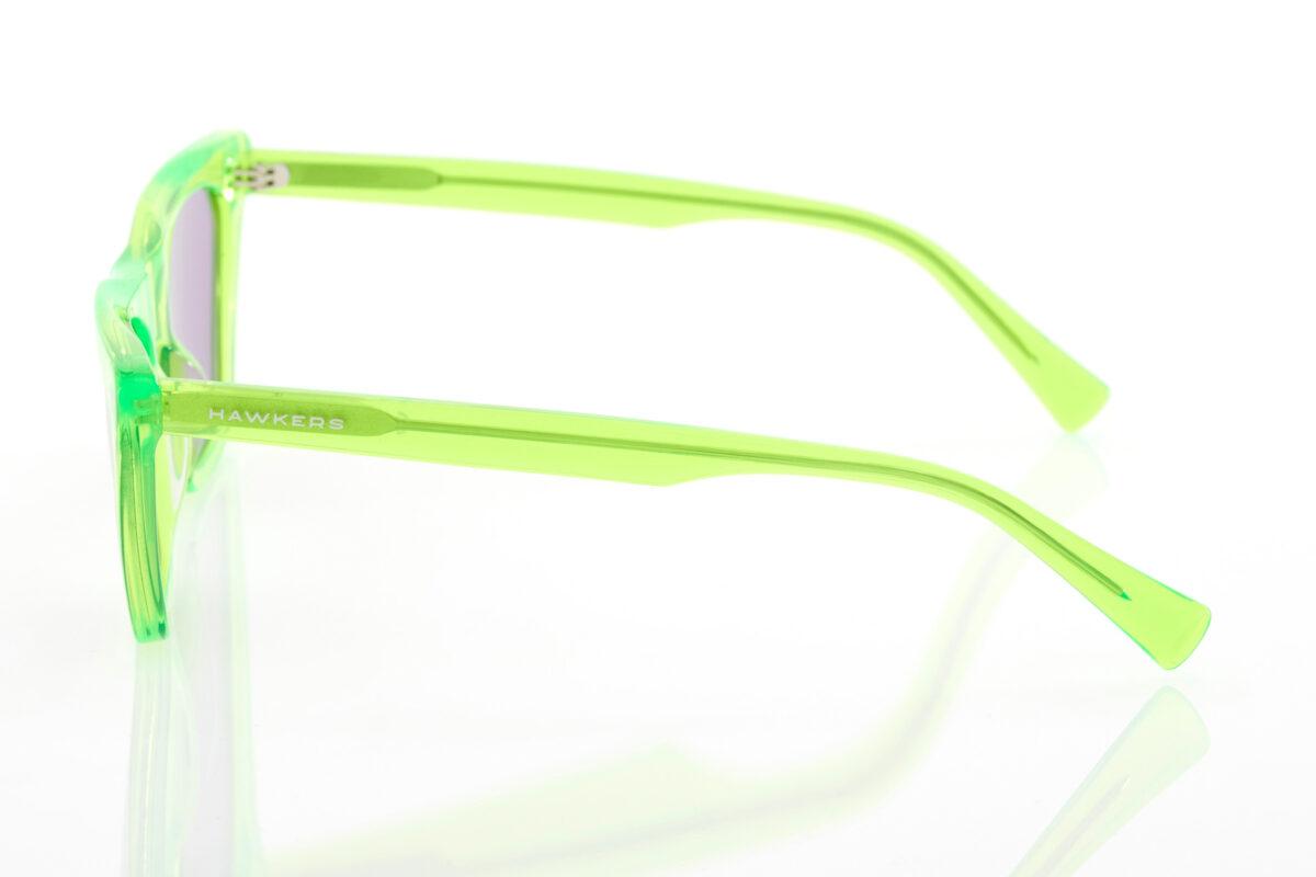 Γυναικεία Πράσινα Γυαλιά Ηλίου Hawkers Hypnose Acid