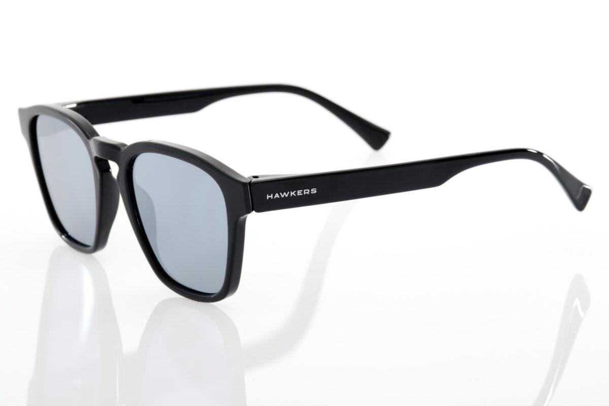 Καθρέφτης Unisex Μαύρα Γυαλιά Ηλίου Hawkers Black Chrome Classy