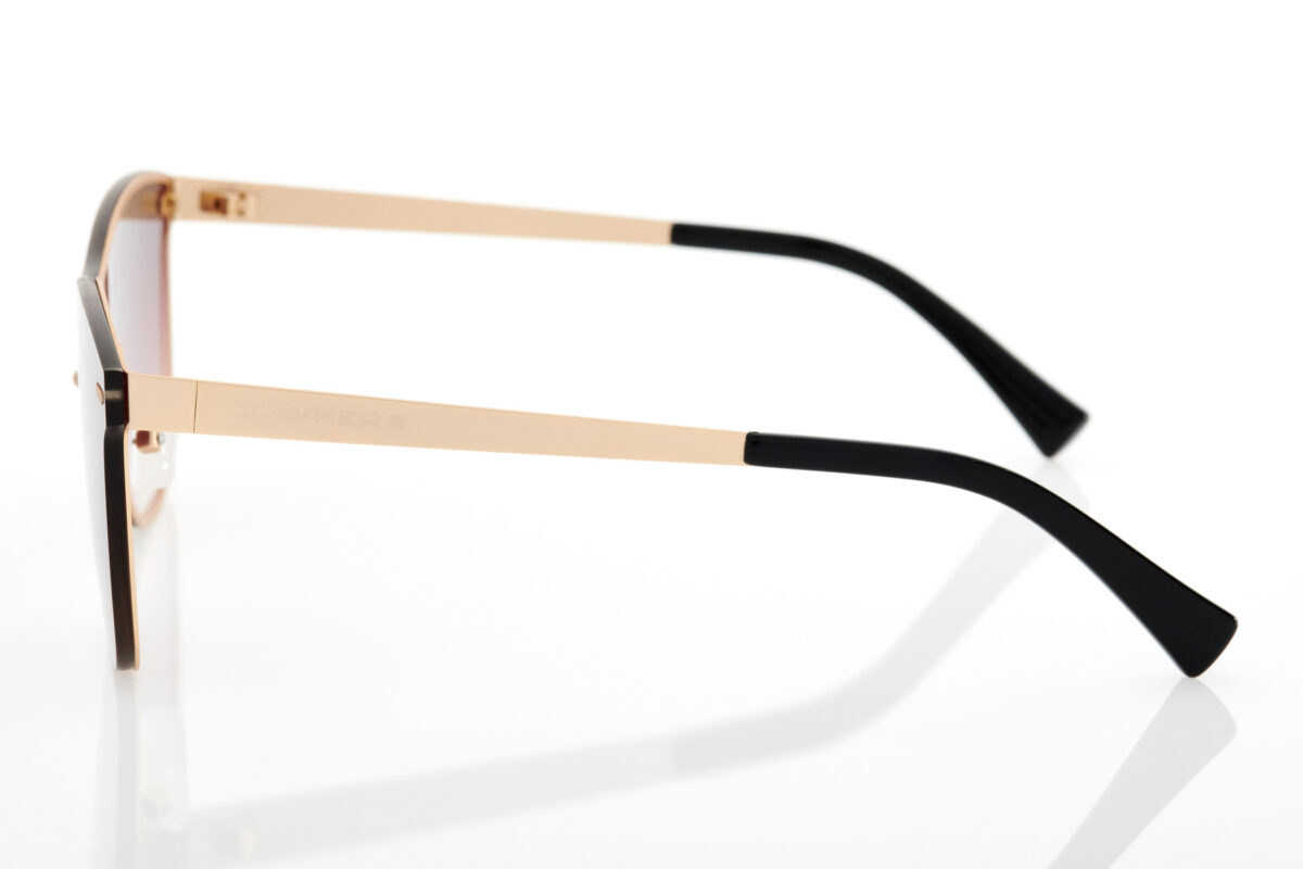 Unisex Καφέ Γυαλιά Ηλίου Hawkers One Venm Brown Gradient Hybrid