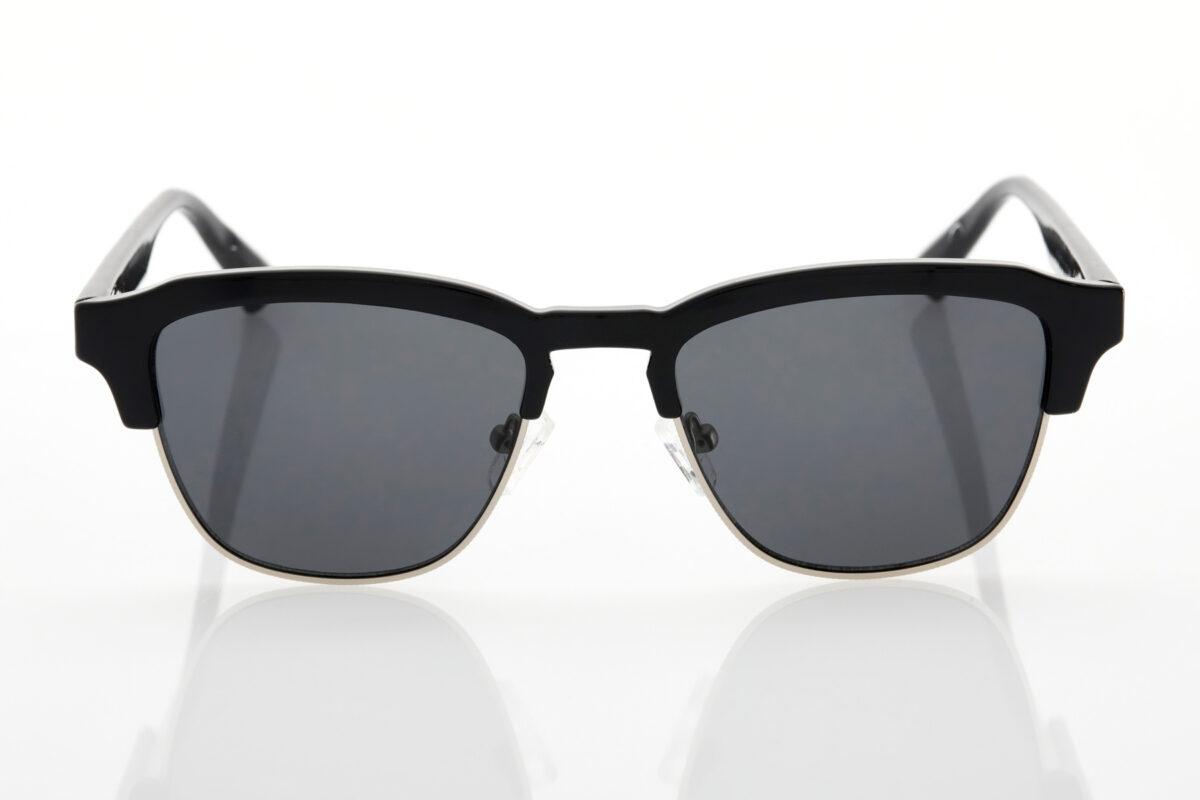 Unisex Μαύρα Γυαλιά Ηλίου Hawkers Diamond Black Dark New Classics