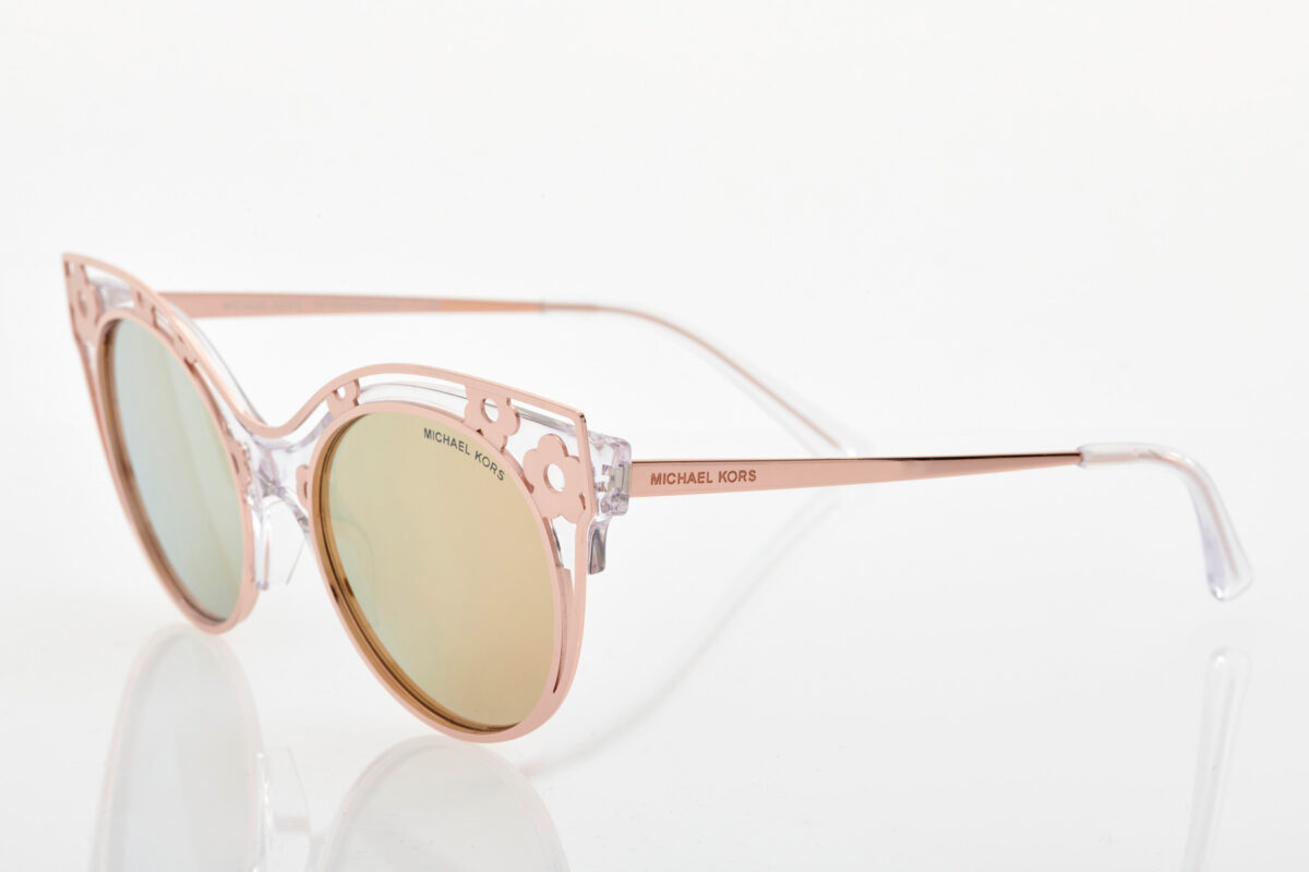 Ροζ Χρυσά Γυναικεία Γυαλιά Ηλίου Michael Kors