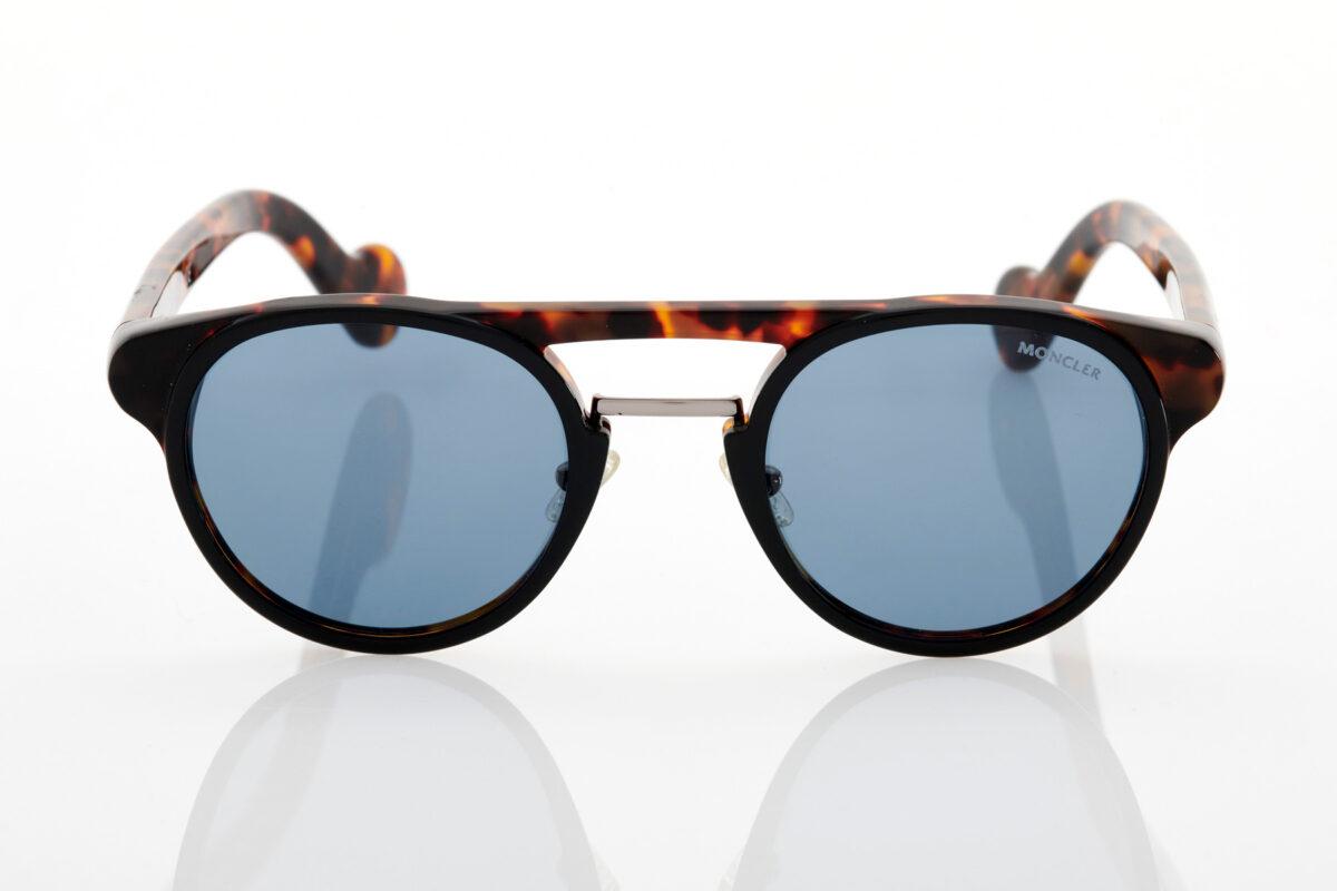 Male Tortoise Sunglasses Moncler ML0019