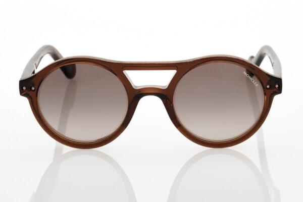 Καφέ Unisex Γυαλιά Ηλίου Moncler ML0037