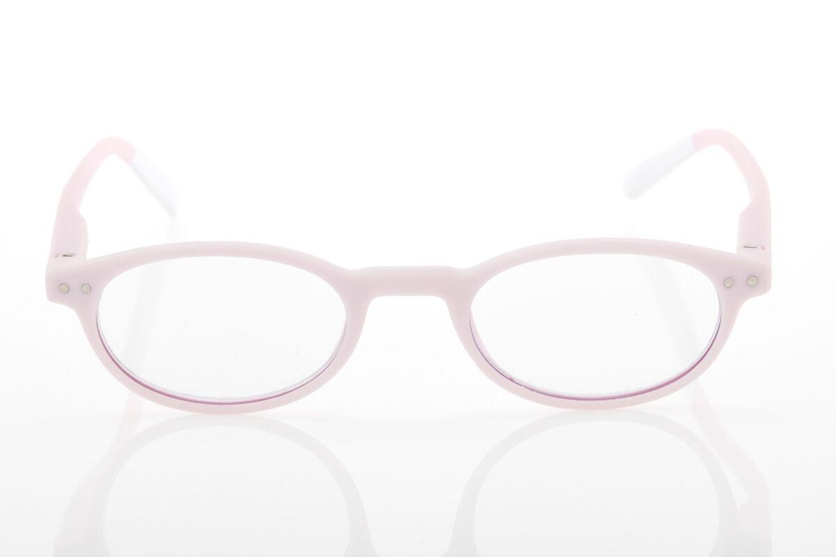 Pantone lilac reading glasses