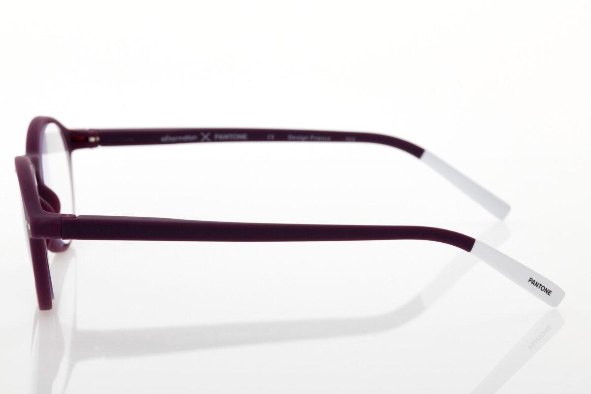 Pantone μωβ γυαλιά κοντινά πρεσβυωπίας