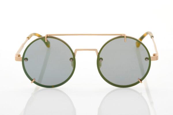 Χρυσά Unisex Γυαλιά Ηλίου Vera Wang