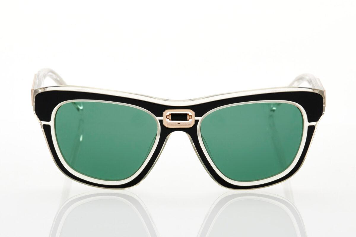 Μαύρα διάφανα Γυναικεία Γυαλιά Ηλίου Balmain