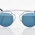 Ασημί Unisex Γυαλιά Ηλίου Dior