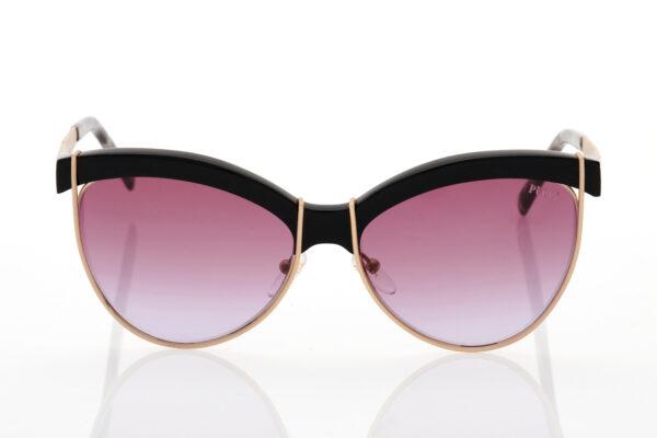 Μαύρα χρυσά Γυναικεία Γυαλιά Ηλίου Emilio Pucci
