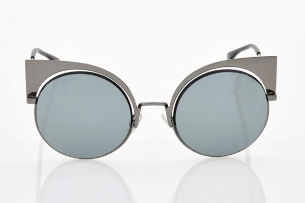 Ασημί Γυναικεία Γυαλιά Ηλίου Fendi