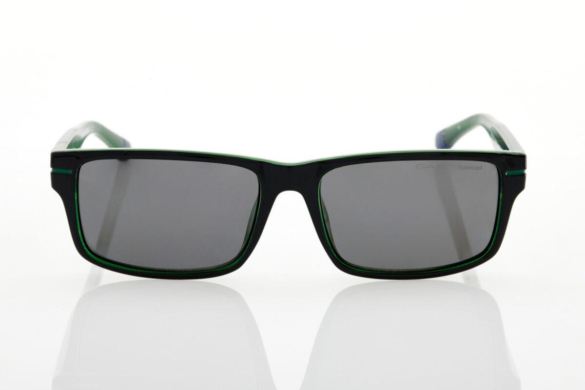 Black Male Sunglasses Gant GA7059 01D