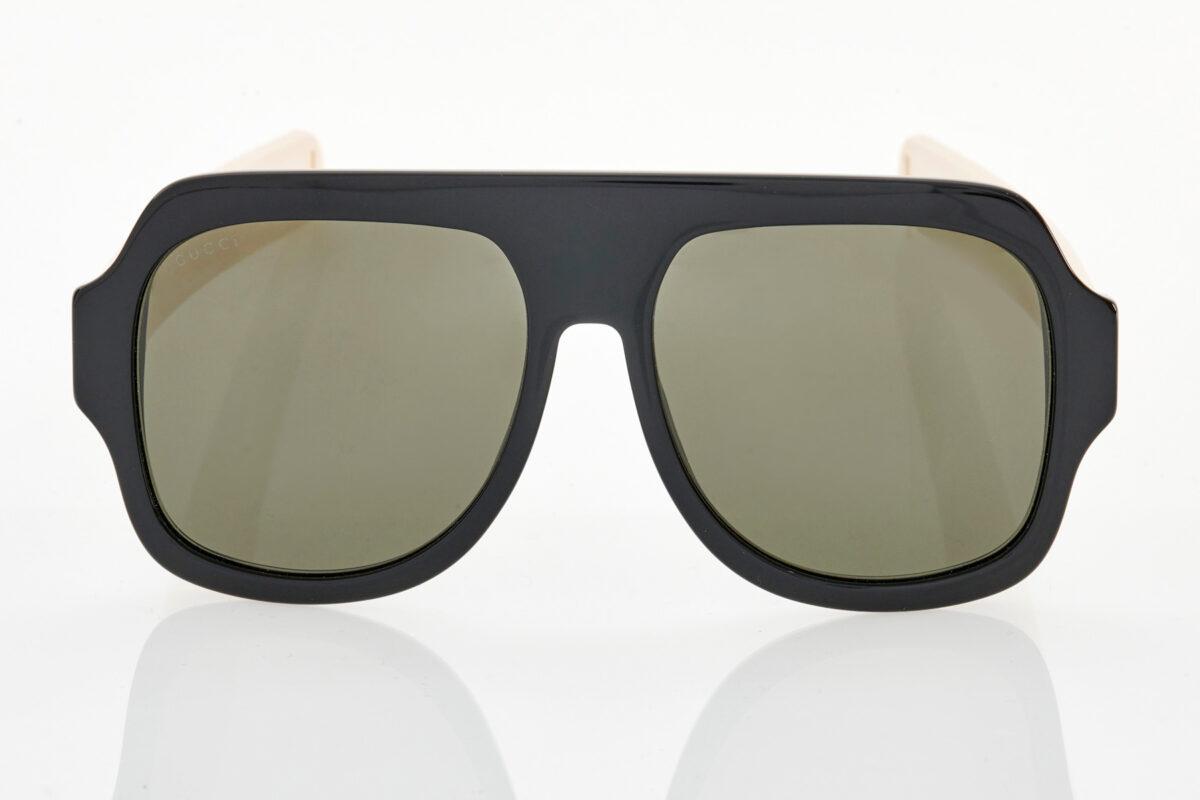 Μαύρα Unisex Γυαλιά Ηλίου Gucci
