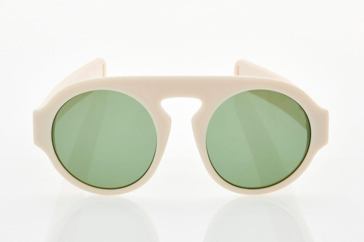 Μπεζ Unisex Γυαλιά Ηλίου Gucci