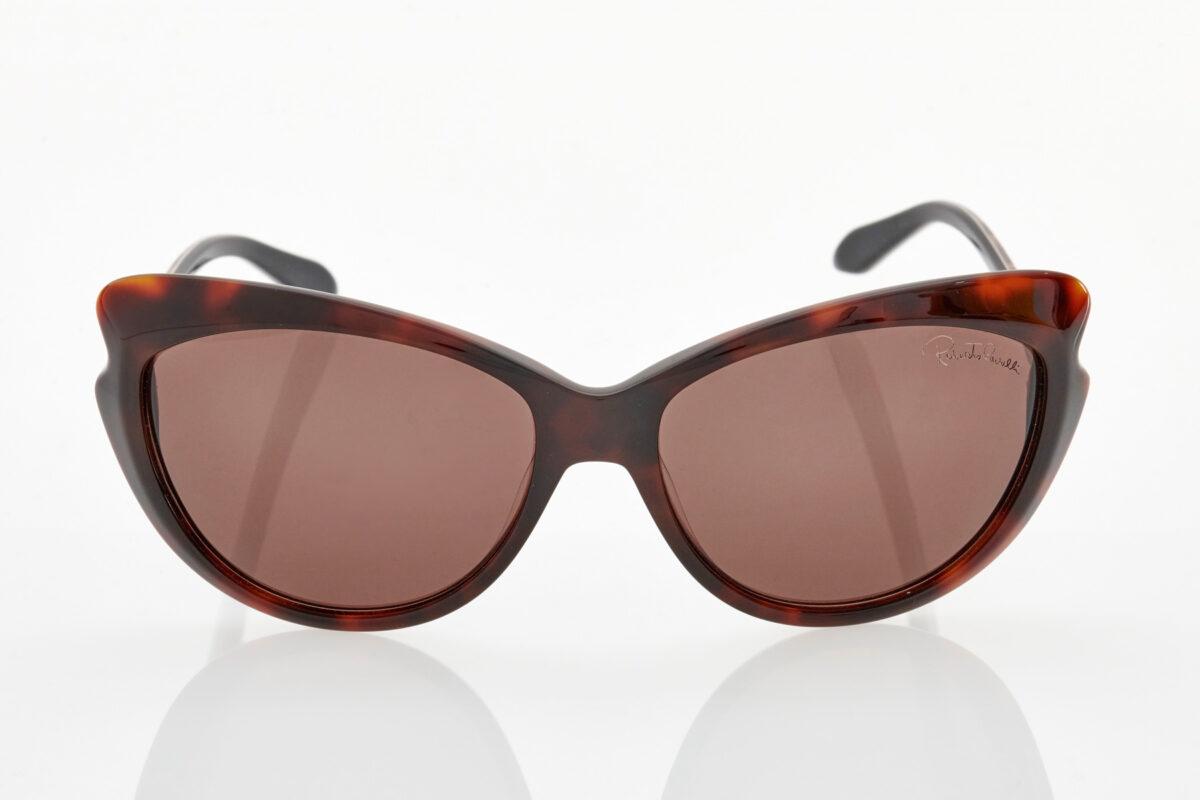 Brown Female Sunglasses Roberto Cavalli
