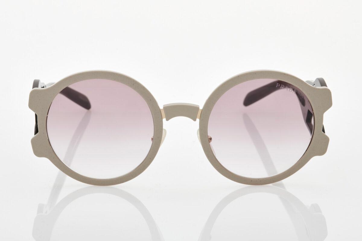 Μπεζ ΄Καφέ Γυναικεία Γυαλιά Ηλίου Prada