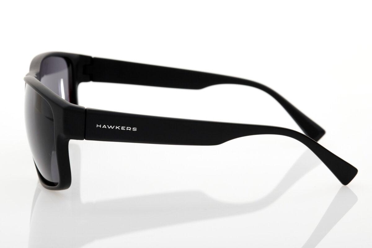 Μαύρα Unisex Γυαλιά Ηλίου Hawkers Faster Dark Black