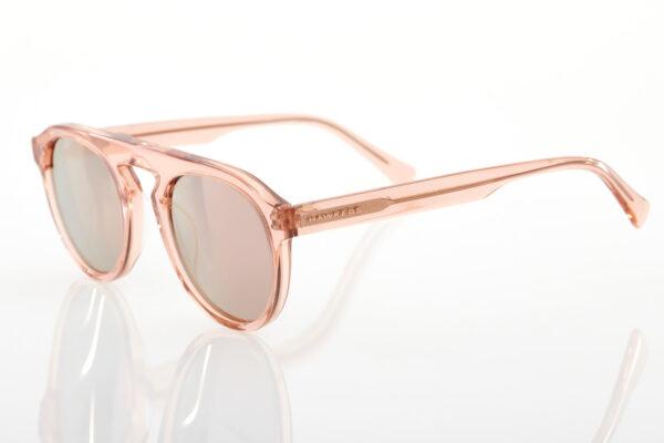 Pink Female Sunglasses Hawkers Blast Nude