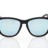 Μαύρα Unisex Γυαλιά Ηλίου Hawkers CARBONO SPOTTED BLUE CHROME ONE