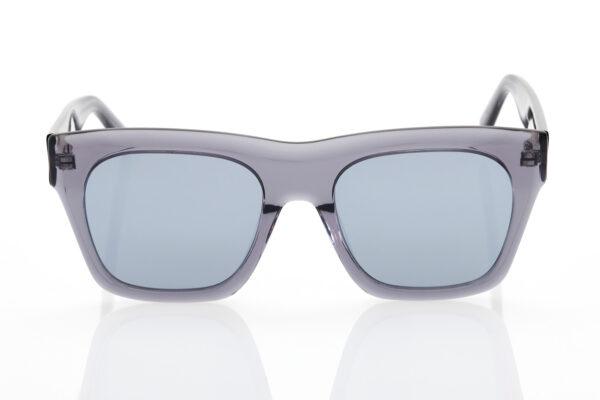 Grey Unisex Sunglasses Hawkers Narciso Grey Blue Chrome