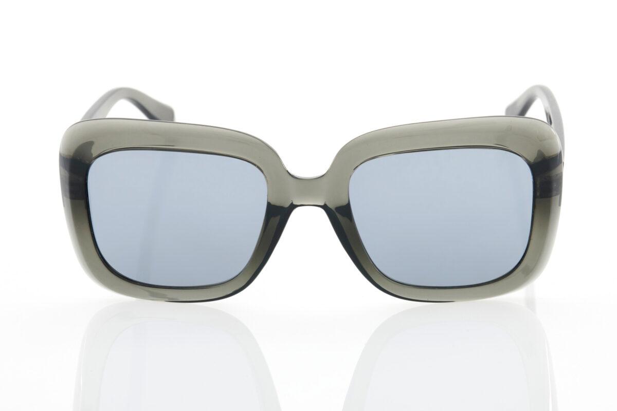 Γκρι Γυναικεία Γυαλιά Ηλίου Hawkers Grey Chrome Butterfly