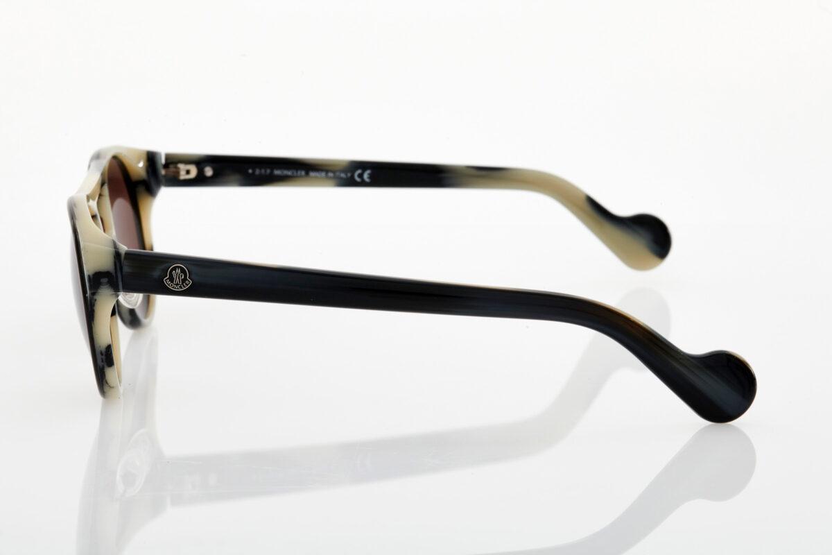 Kαφέ Ανδρικά Γυαλιά Ηλίου Moncler ML0019 05E