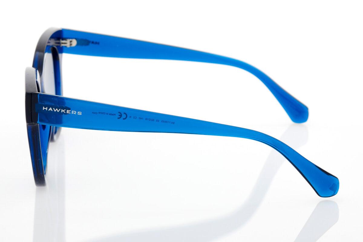Μπλε Γυναικεία Γυαλιά Ηλίου Hawkers Audrey Navy